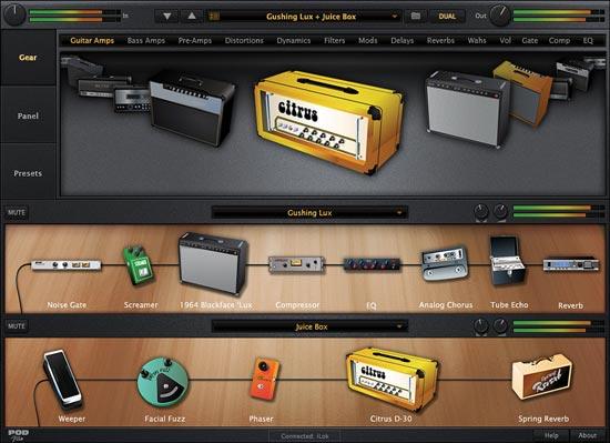 Line 6 POD Studio UX1 Review - Guitar Gear Finder