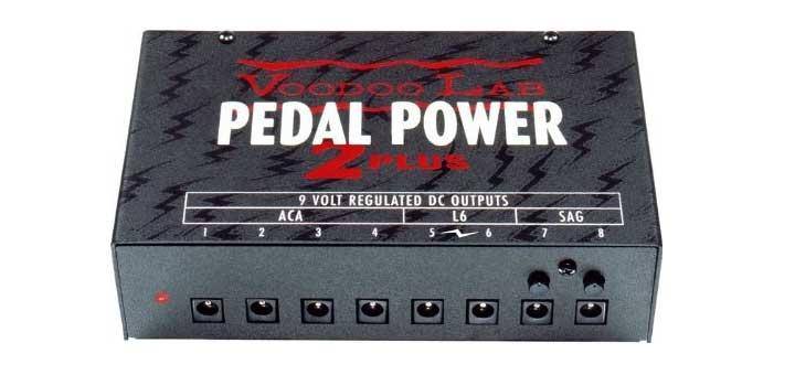 voodoo lab pedal power 2 plus review guitar gear finder. Black Bedroom Furniture Sets. Home Design Ideas