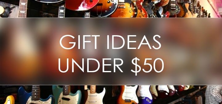 gift ideas for guitar players under 50 guitar gear finder. Black Bedroom Furniture Sets. Home Design Ideas