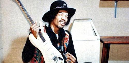 Jimi Hendrix tone