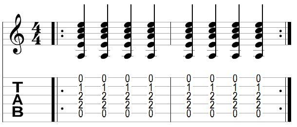 Exercise 2 introduces a basic rhythm to your loop