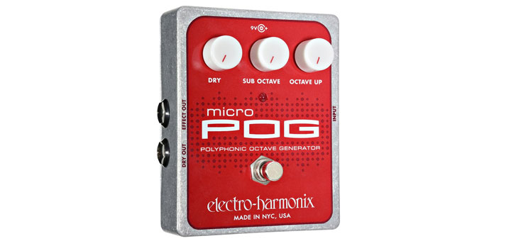 EHX Micro POG review