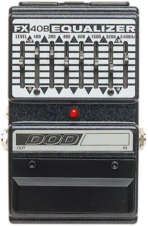DOD FX40B EQ