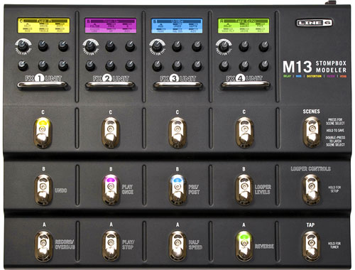 Line 6 M13 Review