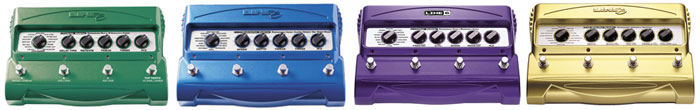 Line 6 Stompbox Modelers