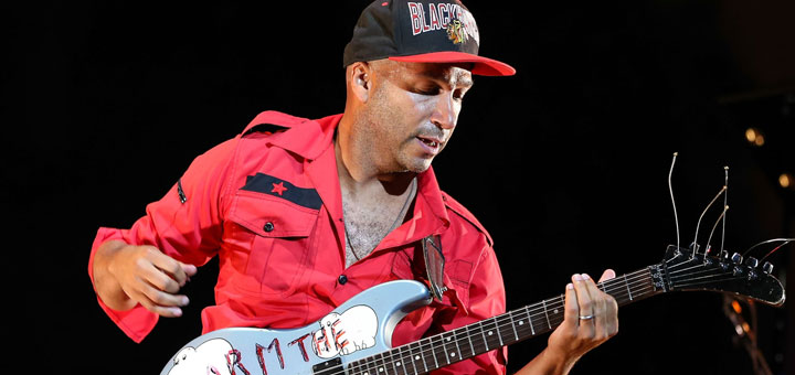 How to sound like Tom Morello: RATM
