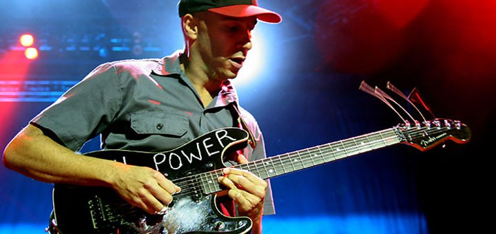 How to sound like Tom Morello from Audioslave