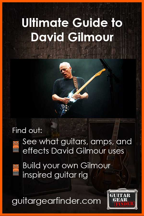 Guide to David Gilmour
