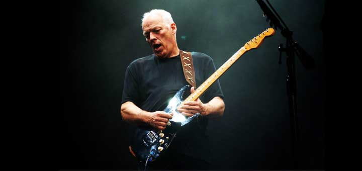 Guide to David Gilmour: Gear, effects and tone