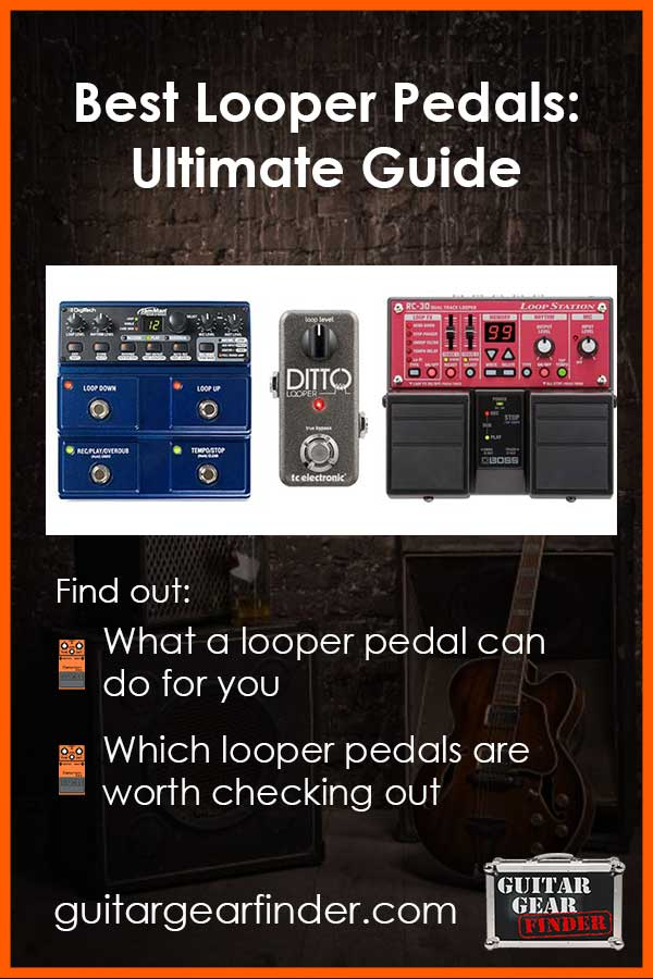 best looper pedals ultimate buyer 39 s guide to looper pedals guitar gear finder. Black Bedroom Furniture Sets. Home Design Ideas