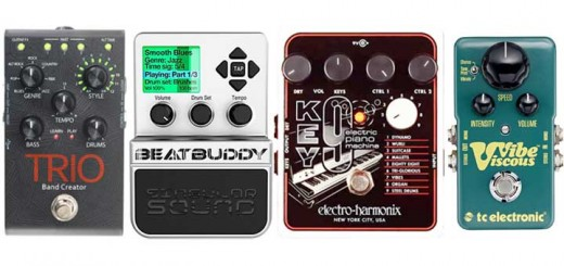 Best Guitar Pedals in 2015