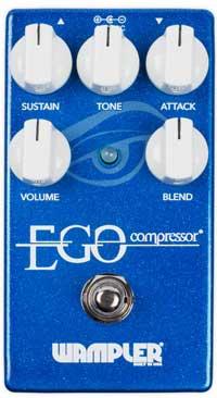 Wampler Ego Compressor for acoustic guitar