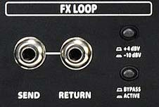 Guitar Amp Effects Loop