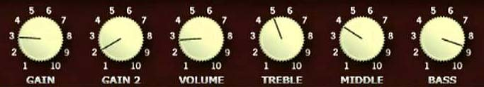 Guitar Amp Settings
