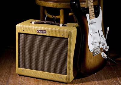 Guitar Amp Clean Tone