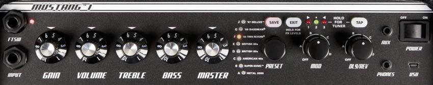 Ultimate Guide To Guitar Amp Settings Guitar Gear Finder