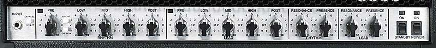 Peavey Guitar Amp Settings