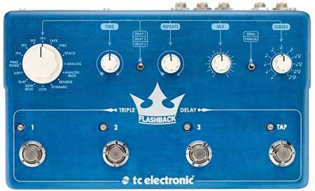 TC Electronic Flashback Triple Delay