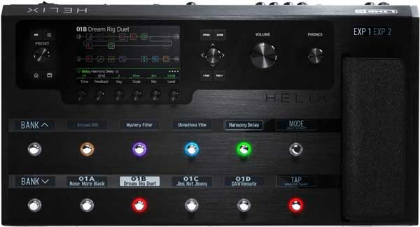 Comparing Line 6's Multi-Effects Pedals (Updated 2018) - Guitar Gear