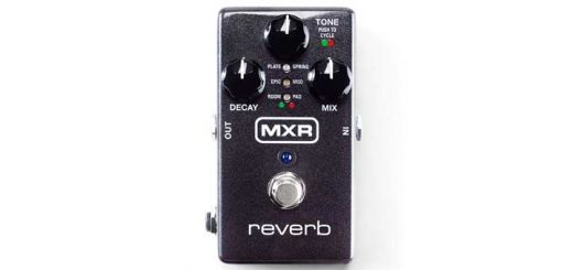 MXR M300 Reverb Review