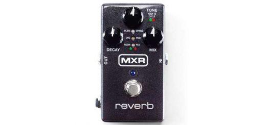 MXR M300 Reverb Review