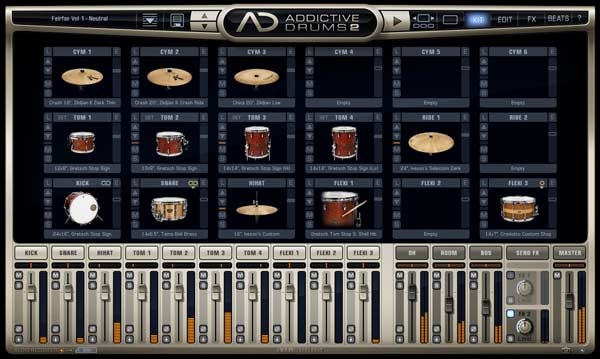 Addictive Drums 2