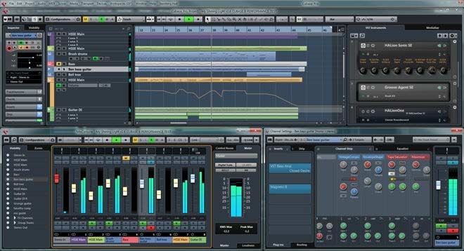 DAW for home recording