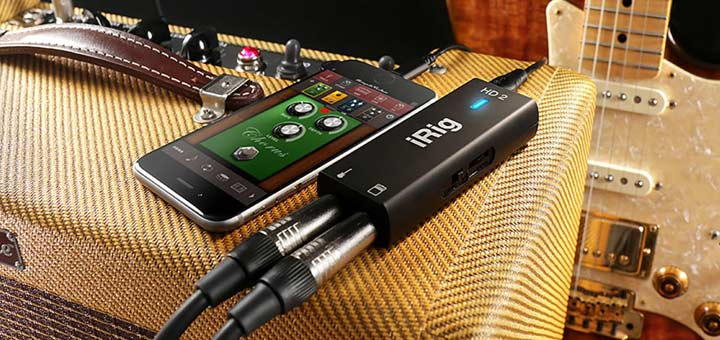 iRig HD 2. IK Multimedia ...