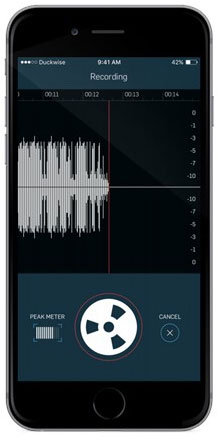 WireTap iOS App