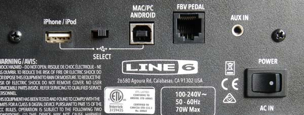 Line 6 Spider V Amp Review - Guitar Gear Finder