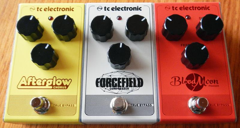 TC Electronic Smorgasbord of Tones Pedals