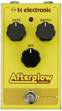 Afterglow Chorus Pedal