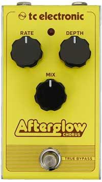 Afterglow Chorus Pedal