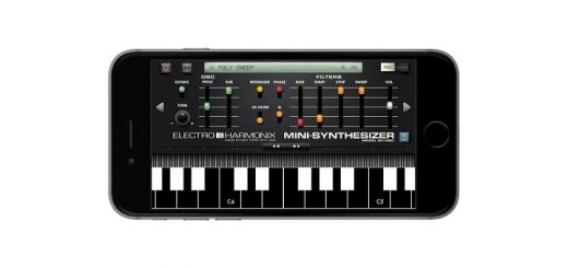 EHX Mini Synth App Review