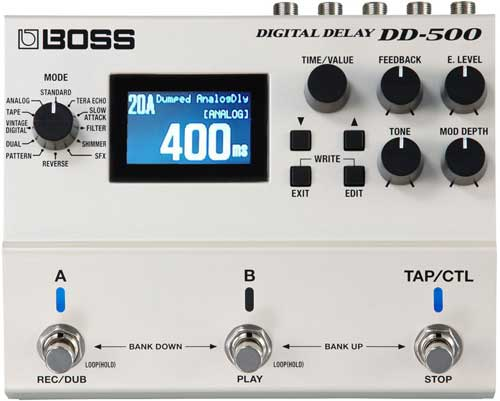 BOSS DD-500 Delay