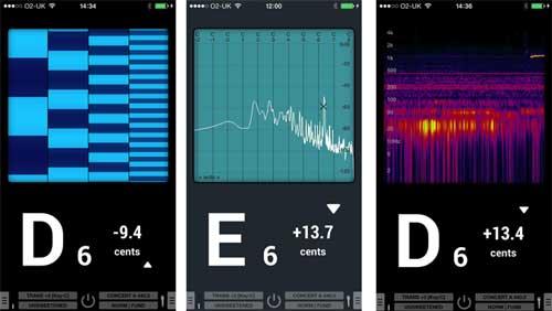 iStroboSoft App Tuner