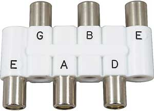 Guitar Pitch Pipes