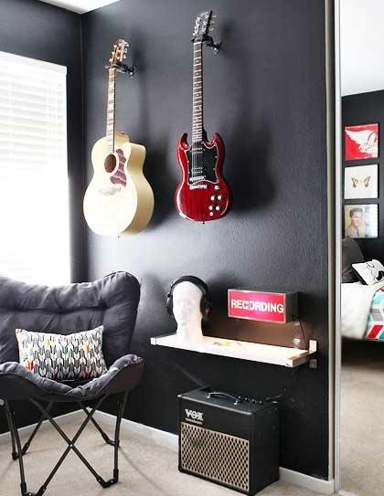 Guitar Practice Space 1