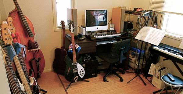 Practice space 5