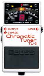 Best Guitar Tuner Pedals