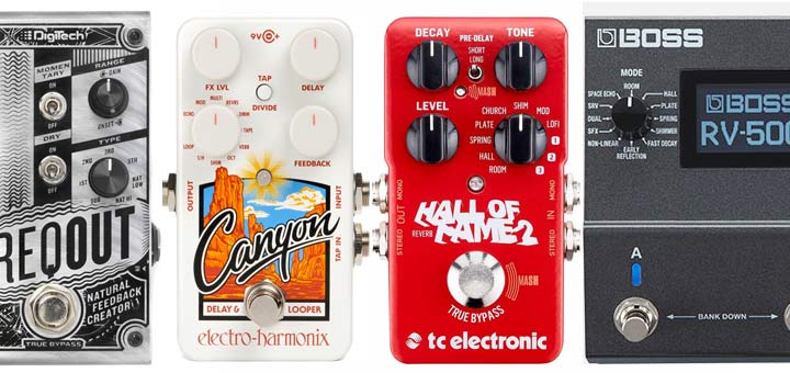 Best Guitar Pedals in 2017