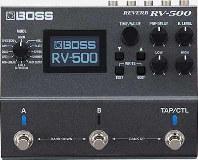BOSS RV 500