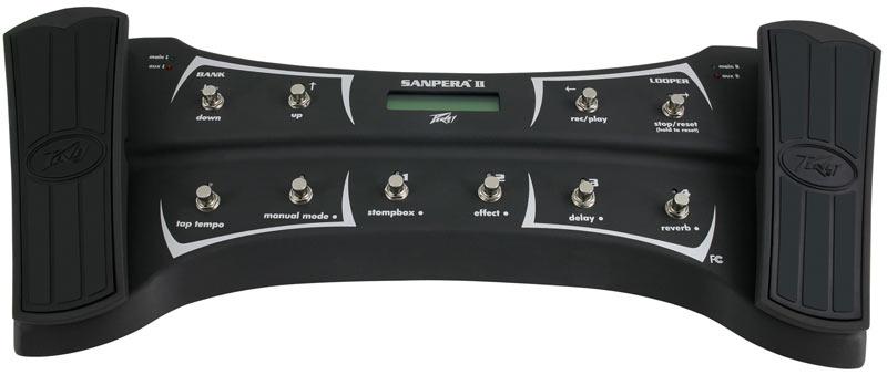 Peavey Sampera II foot controller