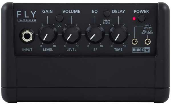 Blackstar FLY3 controls