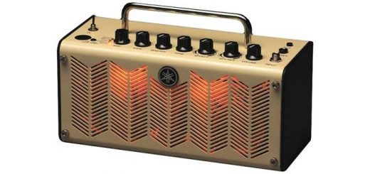 Portable mini guitar amps