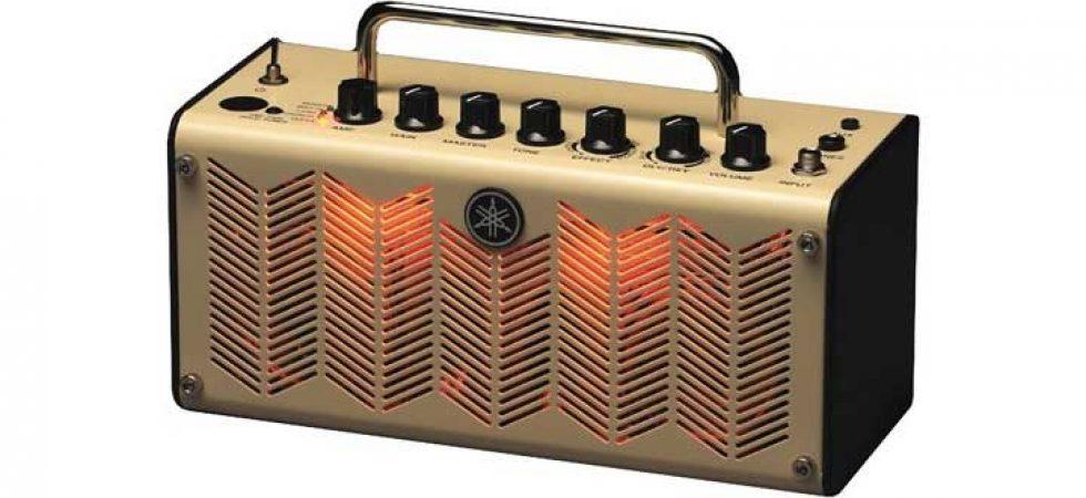 Portable mini guitar amps