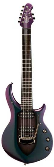 John Petrucci Majesty 7 string guitar