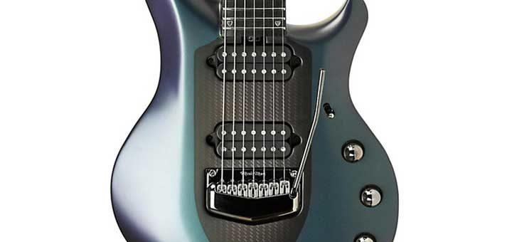 Seven string guitars