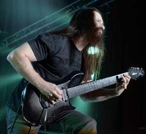 John Petrucci 7 string guitar