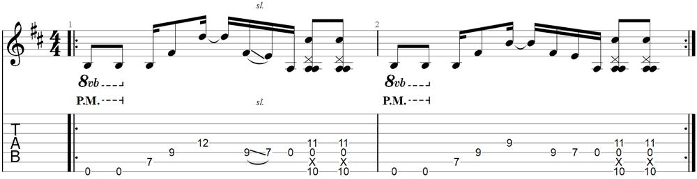 Searching - Joe Satriani (TAB)